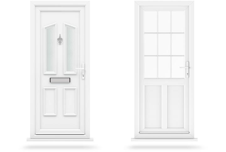 UPVC Doors  sc 1 st  Lancelot Windows and Conservatories & uPVC Doors in Somerset | Lancelot Windows and Conservatories