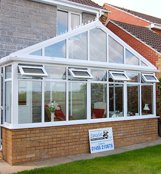 Gable Conservatory South West